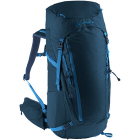 VAUDE Asymmetric 42+8 Backpack baltic sea